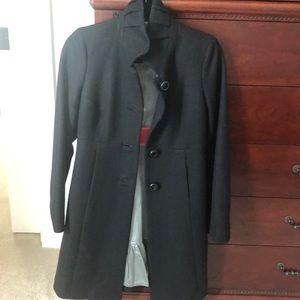 Jcrew long coat